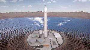 Abengoa inicia las obras de la primera planta termosolar de Latinoamérica