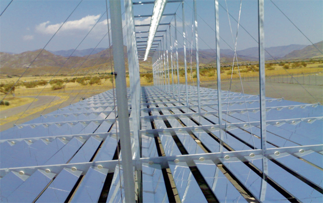 LINEAR FRESNEL SYSTEMS AND THE FUTURE FOR CONCENTRATED SOLAR POWER