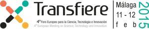 logo Transfiere 2015