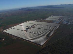 potencia solar termoeléctrica en España extresol Solar Concentra